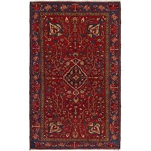 122cm x 198cm Gholtogh Persian Rug