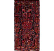 Link to 4' 10 x 9' 10 Nahavand Persian Runner Rug
