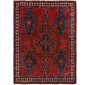 Link to 4' 10 x 6' 8 Hamedan Persian Rug