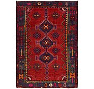 Link to 4' 10 x 7' Shiraz Persian Rug