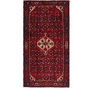 Link to 4' 9 x 9' 5 Hossainabad Persian Runner Rug