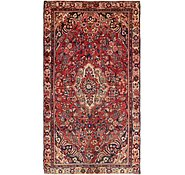 Link to 4' 8 x 8' 9 Borchelu Persian Rug