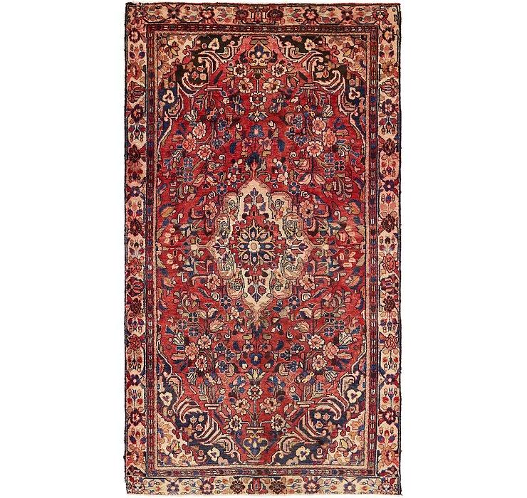 4' 8 x 8' 9 Borchelu Persian Rug