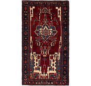 Link to 5' x 9' 2 Hamedan Persian Rug