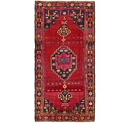 Link to 4' 7 x 9' 7 Hamedan Persian Runner Rug