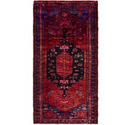 Link to 4' 10 x 9' 7 Shiraz Persian Runner Rug