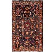 Link to 4' 6 x 7' 3 Hamedan Persian Rug