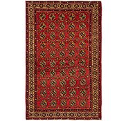 Link to 3' 4 x 6' 3 Hamedan Persian Rug