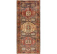 Link to 4' 7 x 10' 7 Hamedan Persian Runner Rug