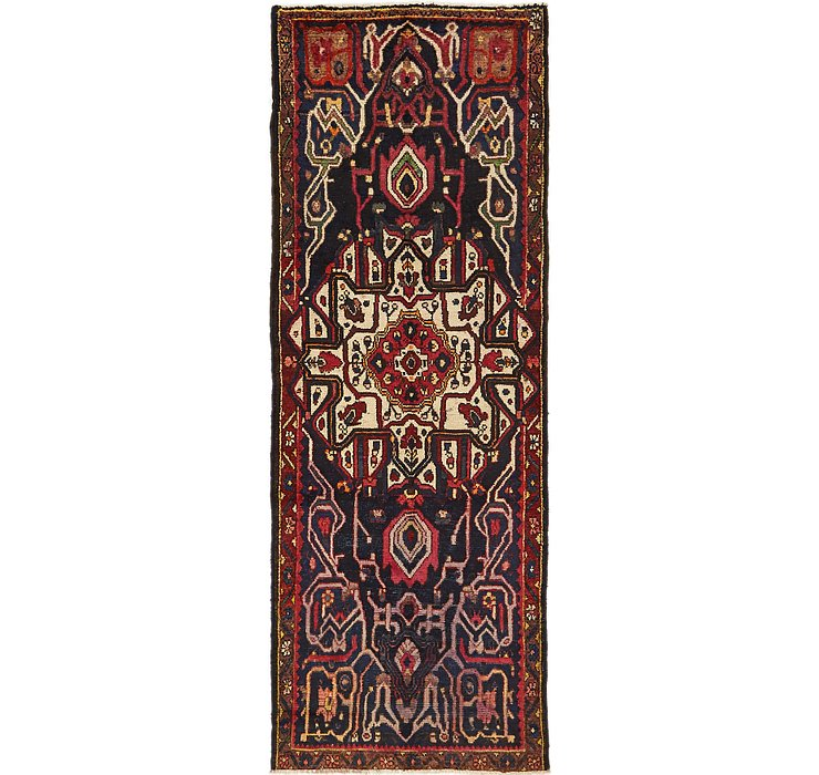 3' 6 x 10' 3 Hamedan Persian Runner ...