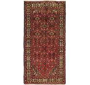 Link to 3' 4 x 6' 10 Hossainabad Persian Runner Rug