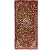 Link to 3' 9 x 8' Farahan Persian Runner Rug