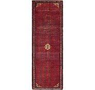 Link to 3' 7 x 10' 7 Farahan Persian Runner Rug