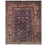 Link to 3' 2 x 3' 10 Malayer Persian Square Rug