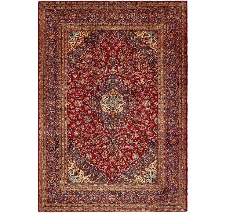 8' 5 x 11' 5 Kashan Persian Rug