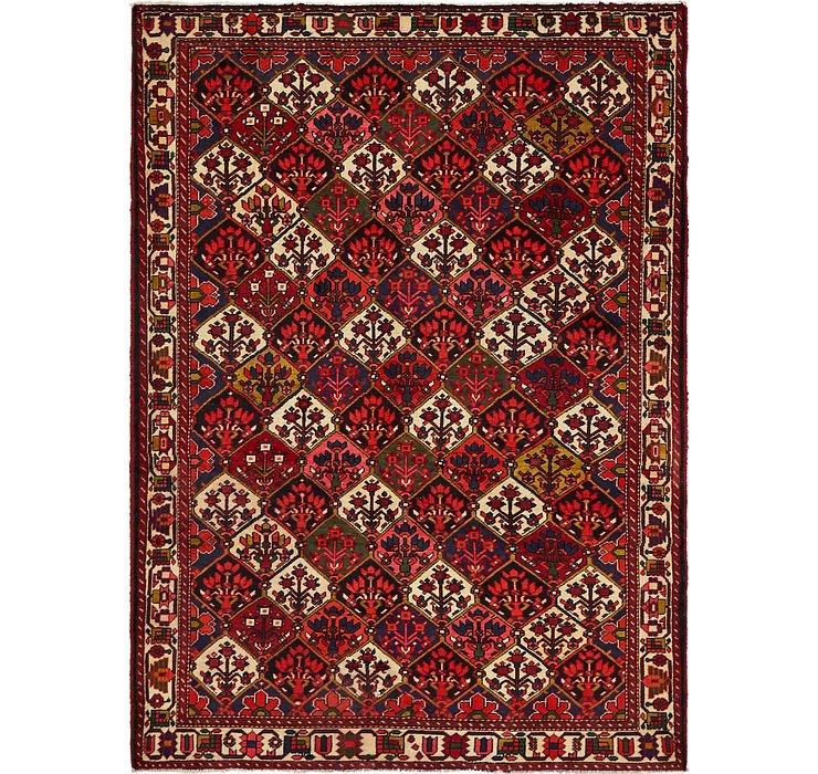 6' 10 x 9' 9 Bakhtiar Persian Rug