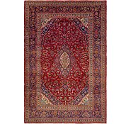 Link to 9' 9 x 14' 4 Kashan Persian Rug