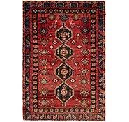 Link to 4' 9 x 6' 10 Meshkin Persian Rug