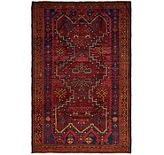 Link to 5' 2 x 7' 9 Shiraz Persian Rug