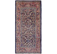 Link to 4' 3 x 9' Farahan Persian Runner Rug
