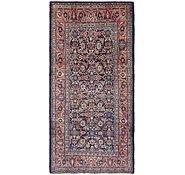 Link to 130cm x 275cm Farahan Persian Runner Rug