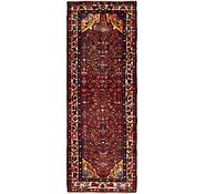 Link to 105cm x 290cm Hossainabad Persian Runner Rug