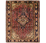 Link to 4' 6 x 5' 8 Hamedan Persian Rug