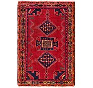 Link to 4' 3 x 6' 5 Shiraz Persian Rug