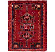 Link to 4' 4 x 5' 8 Shiraz Persian Rug
