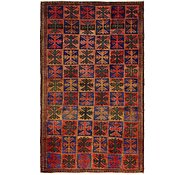 Link to 4' 7 x 7' 5 Shiraz-Lori Persian Rug