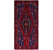 Link to 5' x 10' 2 Shiraz Persian Runner Rug