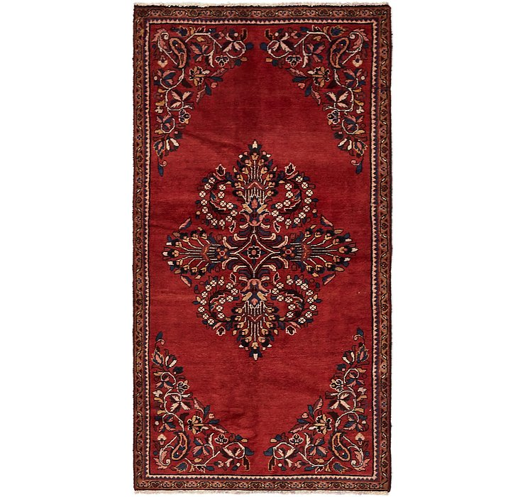 HandKnotted 3' 7 x 6' 9 Liliyan Persian Rug