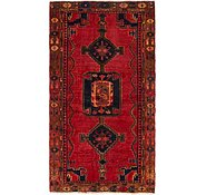 Link to 3' 10 x 7' 3 Hamedan Persian Runner Rug