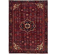 Link to 4' 8 x 6' 5 Hossainabad Persian Rug