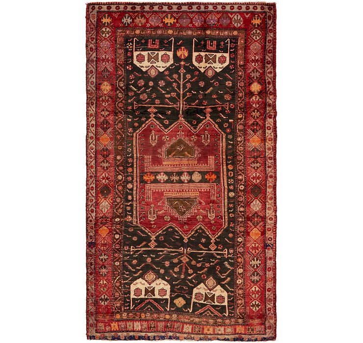 152cm x 295cm Sirjan Persian Runner Rug