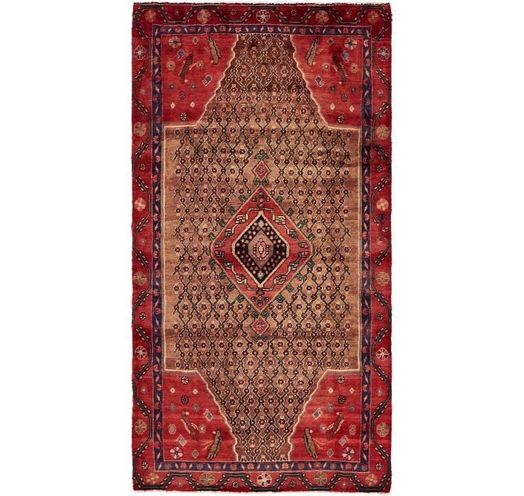 4' 8 x 9' 2 Koliaei Persian Rug