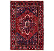 Link to 3' 2 x 4' 9 Hamedan Persian Rug