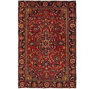 Link to 3' 9 x 6' Mashad Persian Rug