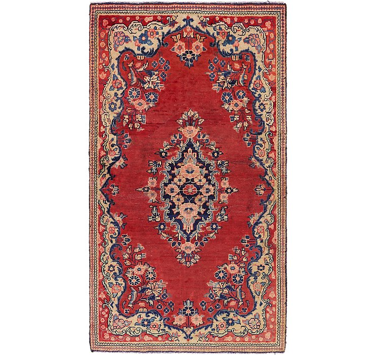 3' 5 x 6' 4 Farahan Persian Rug