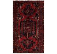Link to 3' 6 x 6' 5 Mazlaghan Persian Runner Rug