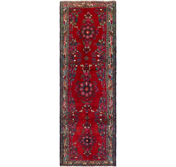 3' 2 x 9' 10 Ferdos Persian Runner Rug
