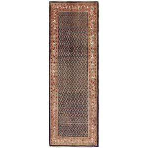3' 5 x 10' 6 Botemir Persian Runner ...