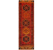 Link to 2' 10 x 10' Shiraz Persian Runner Rug