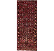 Link to 3' 3 x 8' Hossainabad Persian Runner Rug
