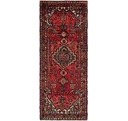Link to 3' 4 x 9' Hamedan Persian Runner Rug