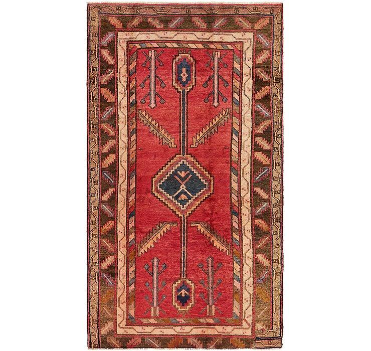 4' 3 x 7' 7 Hamedan Persian Rug