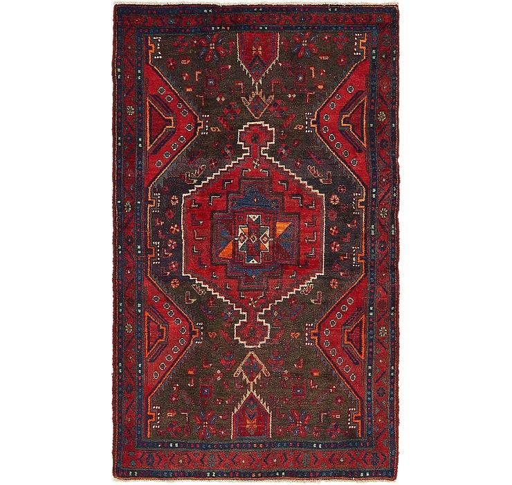 3' 9 x 6' 5 Zanjan Persian Rug