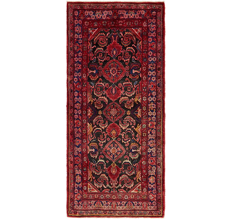4' 6 x 10' Malayer Persian Runner ...