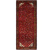 Link to 112cm x 290cm Varamin Persian Runner Rug