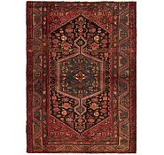 Link to 4' 6 x 6' 3 Hamedan Persian Rug